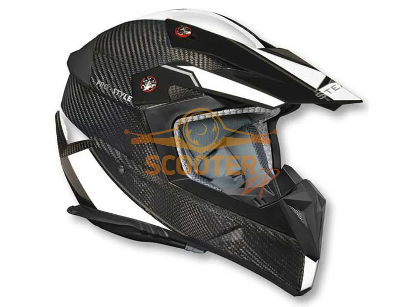 Шлем (кроссовый)  HD210  CARBON Pro-style