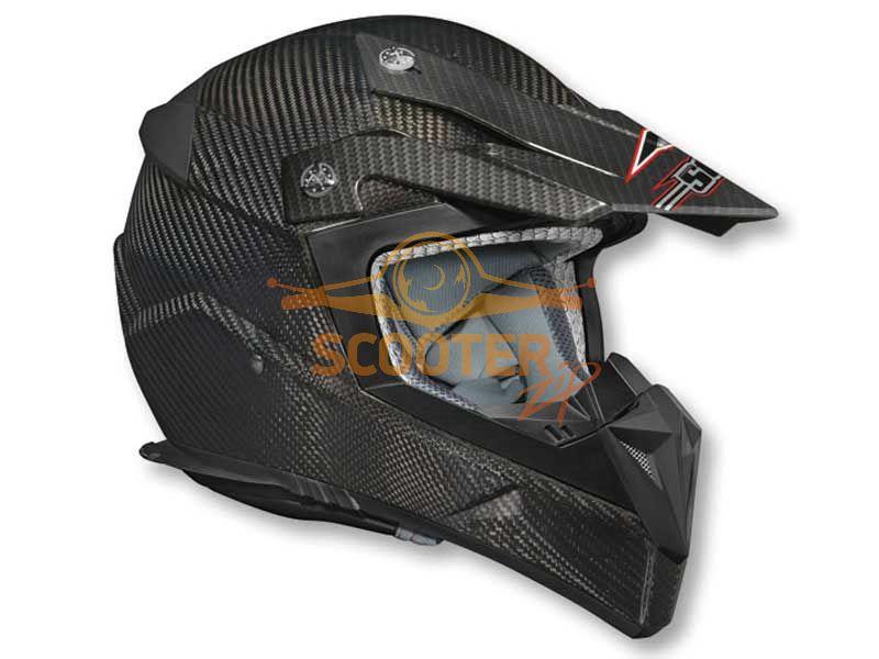 Шлем (кроссовый)  HD210  CARBON