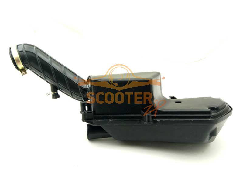 Воздушный фильтр в сборе 4T двиг.139QMB 50сс  (колесо 12-14)