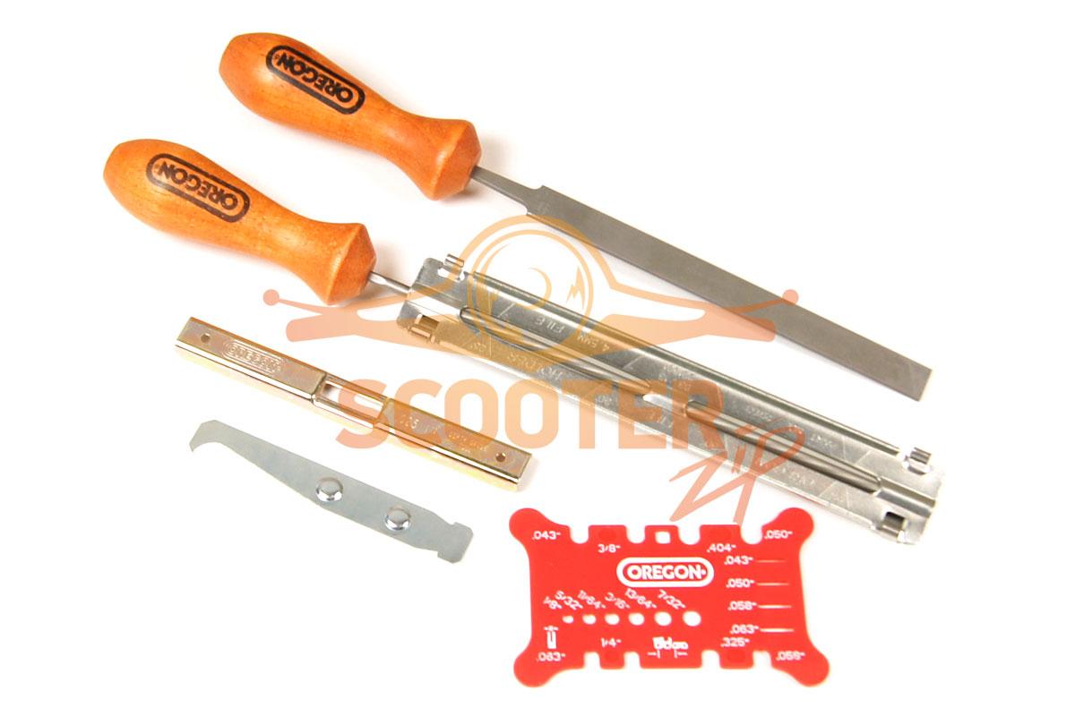 Заточной набор - 4.5 мм ( 11/64 ) для цепей 3/8 Micro-Lite (90PX)  OREGON