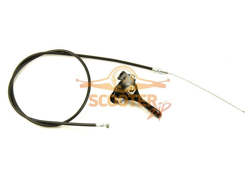 Трос газа + рычаг газа CHAMPION PC9045F,PC1150FT