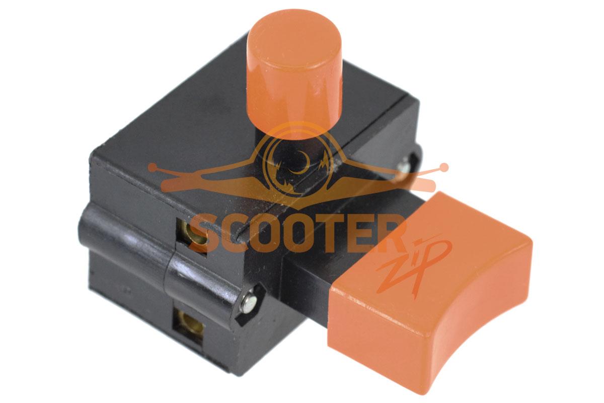 Выключатель FA4-10/2D, с большим фиксатором 889-0275 — купить в Москве по цене 144 руб.