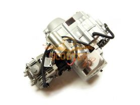 Двигатель  4Т 147FMH  71,8см3 (полуавтомат) (N-1-2-3-4) (с верх. э/стартером); ALPHA(п/авт.)