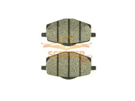 Колодки дискового тормоза Honling QT7 Yamasida (Тайвань)