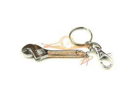 Брелок для ключей (разводной ключ)