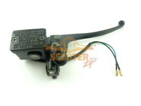 Тормозная машинка переднего тормоза Stels/Keeway правая