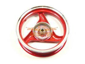 Диск колеса 12 x 2.50 задний барабанный тормоз (18 шлицов колодки d-111мм) Stels Skif