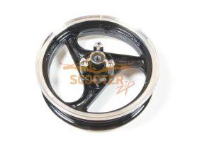 Диск колеса 12 x 2.50 передний дисковый тормоз(B09)