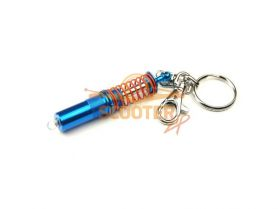 Брелок для ключей с подсветкой (амортизатор)