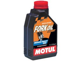 Масло для вилок Motul Fork Oil Expert Medium/Heavy 15W 1л