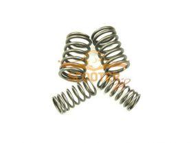 Пружины клапанов головки цилиндра 4T 152QMI, 157QMJ 125-150cс (комплект 4шт)