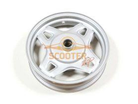 Диск колеса  10 Suzuki AD-50  передний барабанный тормоз (41D00)  (Тайвань)