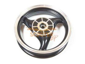 Диск колеса 12 x 2.50 задний барабанный тормоз (18 шлицов колодки d-110мм)
