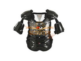 Защита тела для мотокросса NM-601 черная (стандарт)