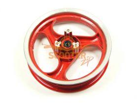 Диск колеса 12 x 2.50 передний дисковый тормоз QT-7