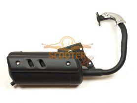Глушитель  Honda AF-18/24 (овальный)
