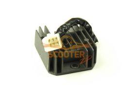 Регулятор напряжения 4T 125-150сс 1 фишка 6 контактов