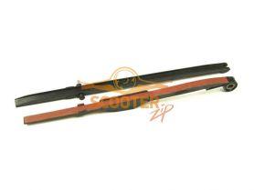 Башмак натяжителя + успокоитель цепи ГРМ (комплект) 4T 152QMI, 157QMJ 125-150cс