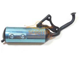 Глушитель  Honda AF-34/35