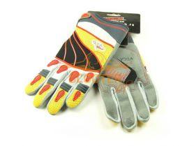 Перчатки VEGA NM-652 желтые