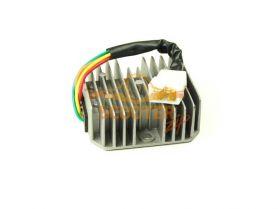 Регулятор напряжения 4T 125-150сс 1 фишка 4 контакта