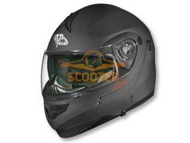 Шлем (модуляр) HD185 Solid черный матовый