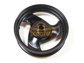 Диск колеса 10 Yamaha Jog 3kJ передний дисковый тормоз