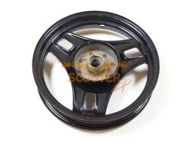 Диск колеса 10 Suzuki AD-50 передний барабанный тормоз (Тайвань)