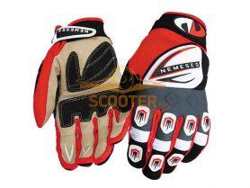 Перчатки VEGA NM-825 красные