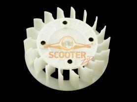 Вентилятор охлаждения 4T 152QMI, 157QMJ 125/150сс