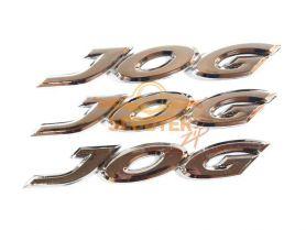 Наклейки (3шт) (6х15) Jog (пластик, скотч)