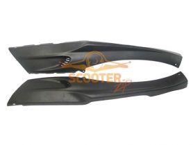 Нижние боковые обтекатели (пара)  Yamaha Jog ZR