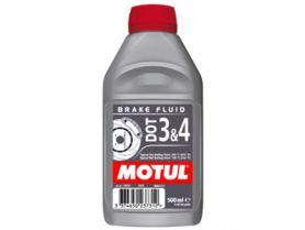 Тормозная жидкость Motul DOT 3&4 Brake Fluid FL 0,5 л
