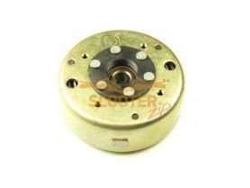 Ротор генератора 4T 152QMI, 157QMJ 125/150сс (DC) для статора 6 катушек