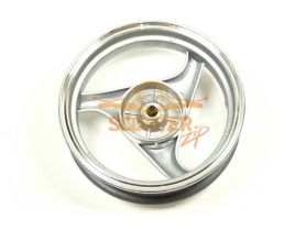 Диск колеса 12 x 2.50 задний дисковый тормоз (18 шлицов)