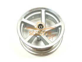 Диск колеса 10 x 3.50 передний дисковый тормоз BWS (chaina) / ABM GUST
