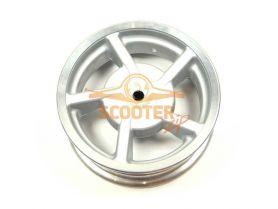 Диск колеса 10 x 3.50 задний бар.торм.  (19 шлицов,  колодки d-130мм) ABM GUST