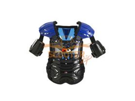 Защита тела для мотокросса NM-601 синяя (детская)