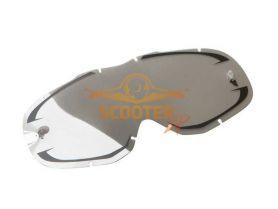 Стекло очков для мотокросса VEGA зеркальное