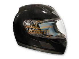 Шлем (интеграл)  ALTURA  Solid  черный матовый
