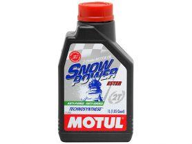 Масло Motul 2T Snowpower 4л (синтетика)