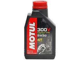 Масло Motul 4T 300V Factory Line 5W-30 100% Double Ester 1л (синтетика)