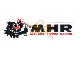 Наклейка MHR 15см. MALOSSI (Италия)