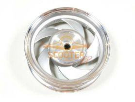 Диск колеса  10 Honda Lead AF-20/HF-05 задний барабанный тормоз