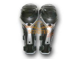 Защита колена VEGA NM-613K длинная (Хром)