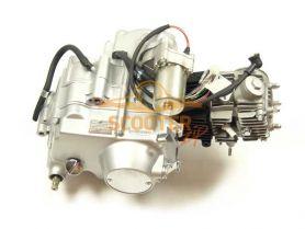 Двигатель  4Т 147FMB  71,8см3 (МКПП) (N-1-2-3-4) (с верх. э/стартером); ALPHA, DELTA