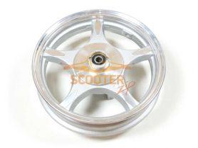 Диск колеса 10 x 2.50 передний дисковый тормоз Honling QT-7