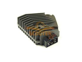 Регулятор напряжения 4T 125-150сс Stels/Keeway 1 фишка 5 контактов