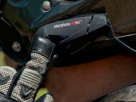 Мотогарнитура Bluetooth INTERPHONE F5MC Мото (с функцией Интеркома с соединением 4-х мотоциклистов)