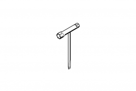 ℗ Ключ комб. шлиц 13x16